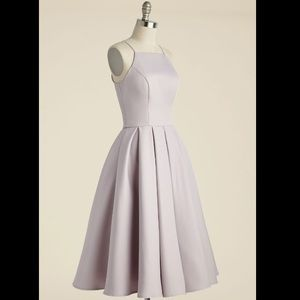 Beloved and Beyond Dress in Lilac, Chi Chi London